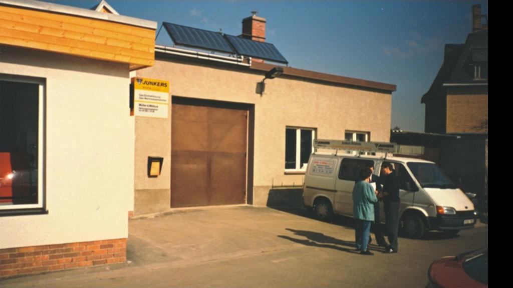 1992/1993 Umbau