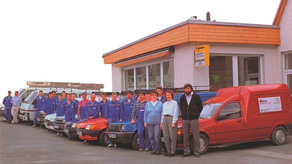 1994 Team Müller Haustechnik GmbH